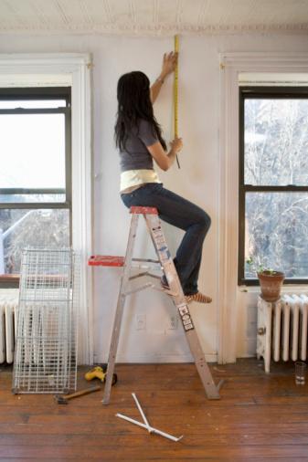 Step Ladder Safely