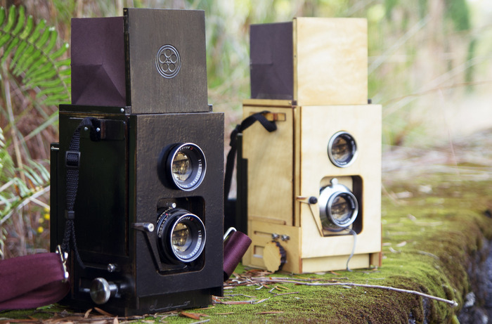 How to Use a TLR Camera