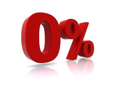 Zero Percent Graphic