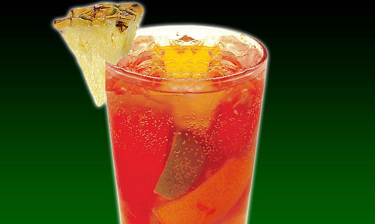 jungle juice in glass