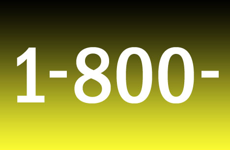 1-800 Numbers