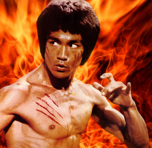 How to Fight Like Bruce Lee Step by Step