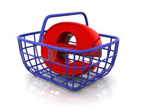 Electronic Basket