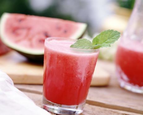 Greek Yogurt Watermelon Smoothie