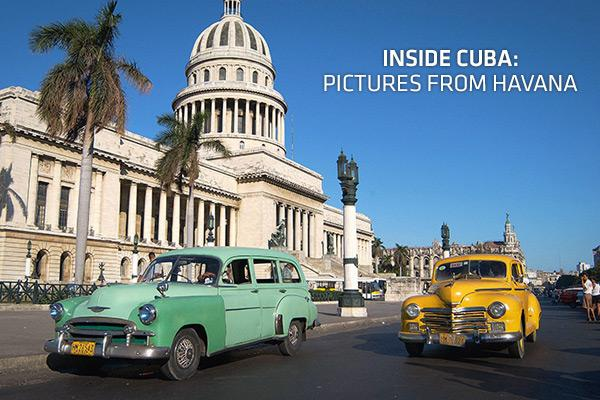 how to get to havana cuba from us