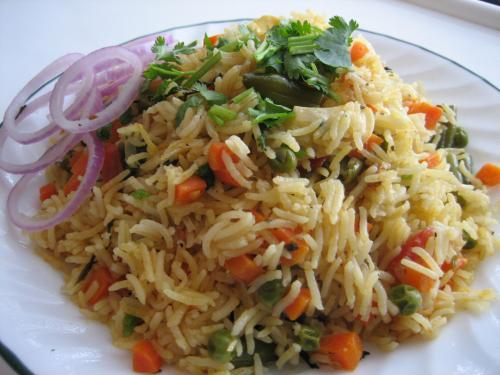 Veg Biryani Rice