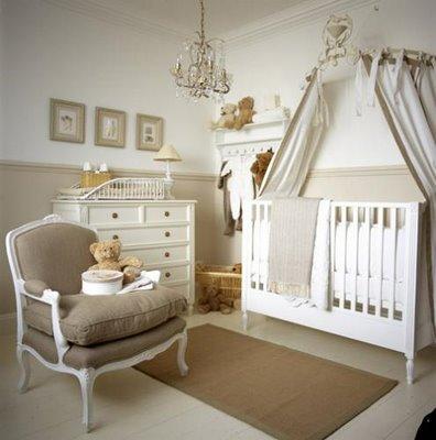 Decorate a Gender-Neutral Nursery