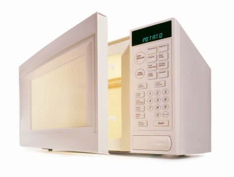 How to Deodorize a Microwave Oven