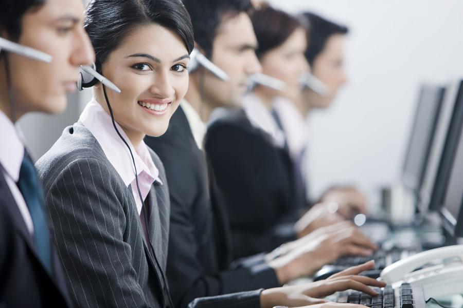 Call Center Representatives