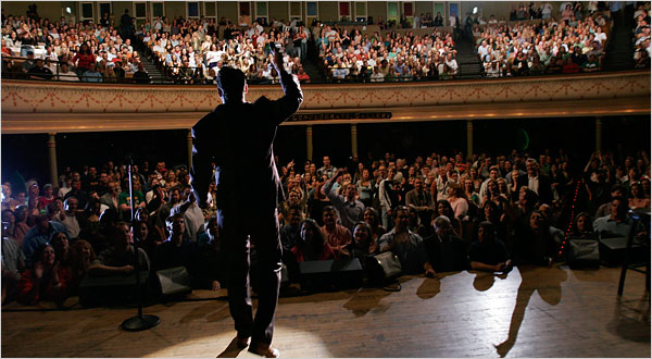 Stand-Up Comedy Gigs