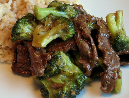Beef with Broccoli Stir-Fry