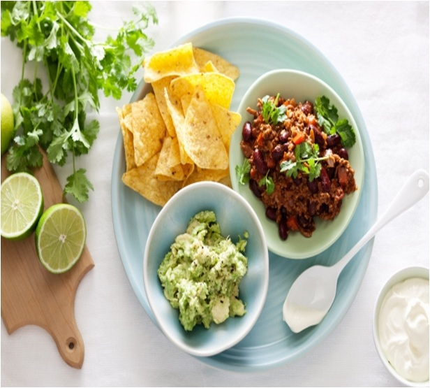 Mexican Chili Con Carne Recipe