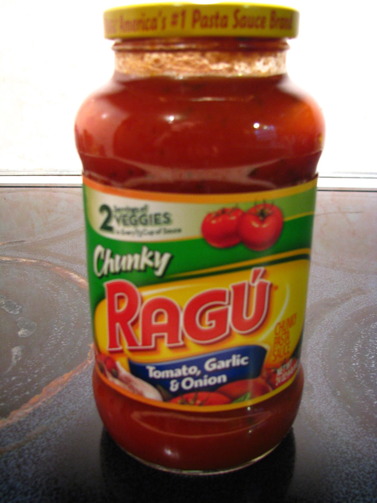 Ragu Spaghetti Sauce