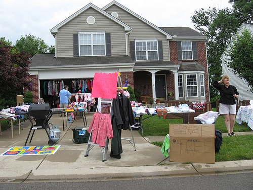 Neighborhood Garage Sale
