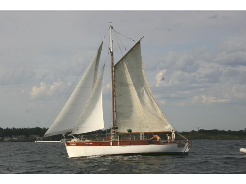 How to Sail a Cutter Rigged Sailboat
