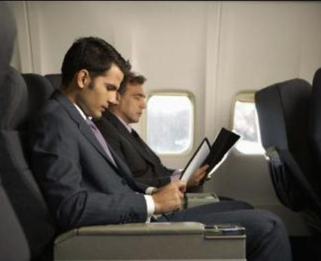 Stay Comfortable on a Long Flight