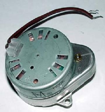 Test a Dryer Timer Motor