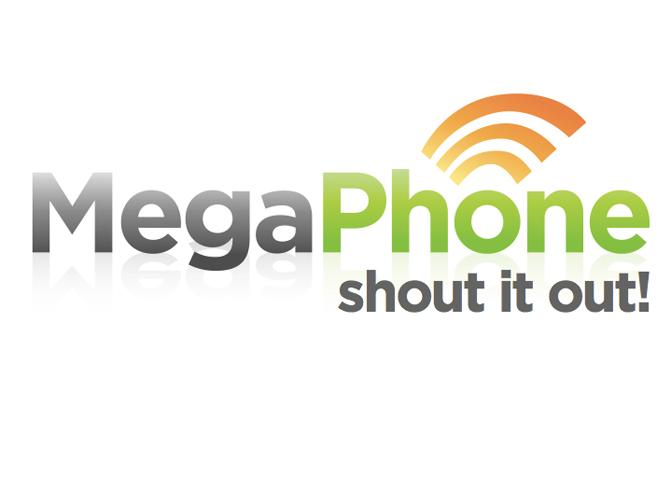 Megaphone for iPhone