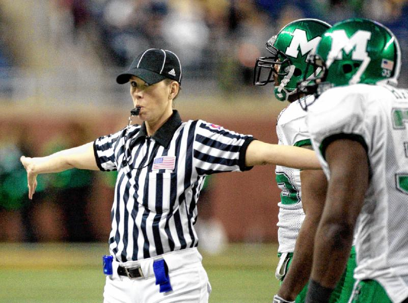 How to Become a High School Football Referee