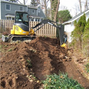 How to Build a Garden Drainage System