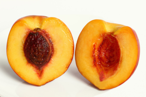 How to Eat Yellow Nectarine