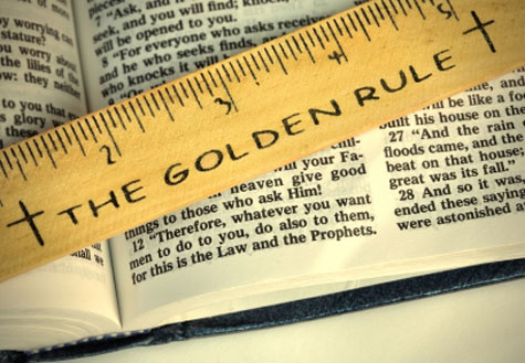 Live by the Golden Rule