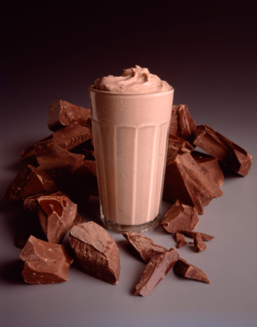 How to Make Chocolate Shakes