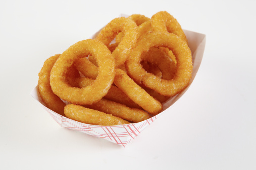 How to Make Onion Rings in the Oven
