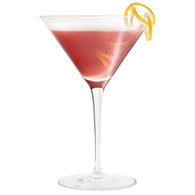 How to Make a French Martini