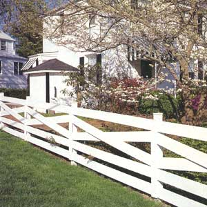 How to Restore an Old Wooden Fence