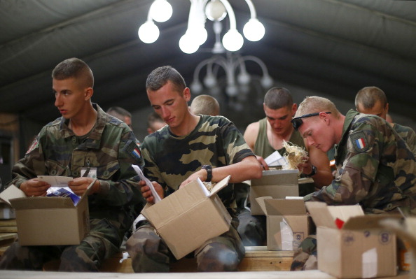 How to Send Letters to Soldiers in Afghanistan