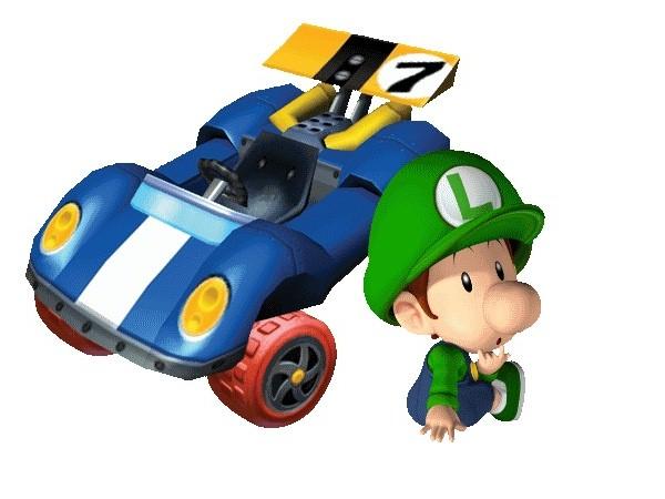 How to Unlock Baby Luigi in Mario Kart Wii