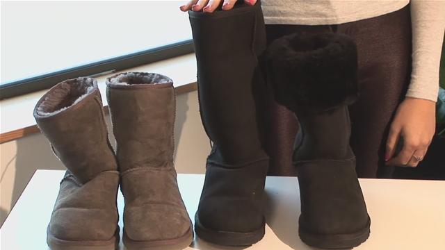 Ugg Boots with Leggings