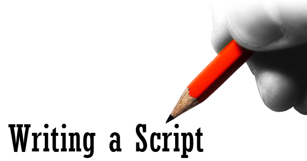 writing a screenplay