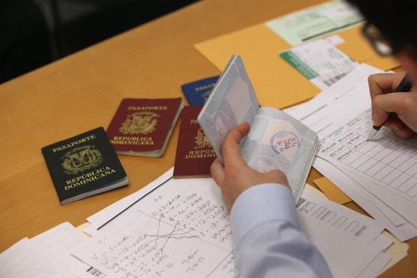 Passport Replacement