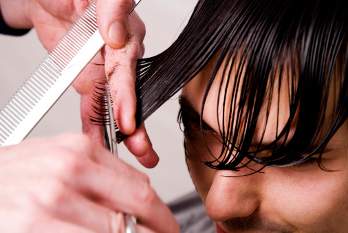 Cutting for men