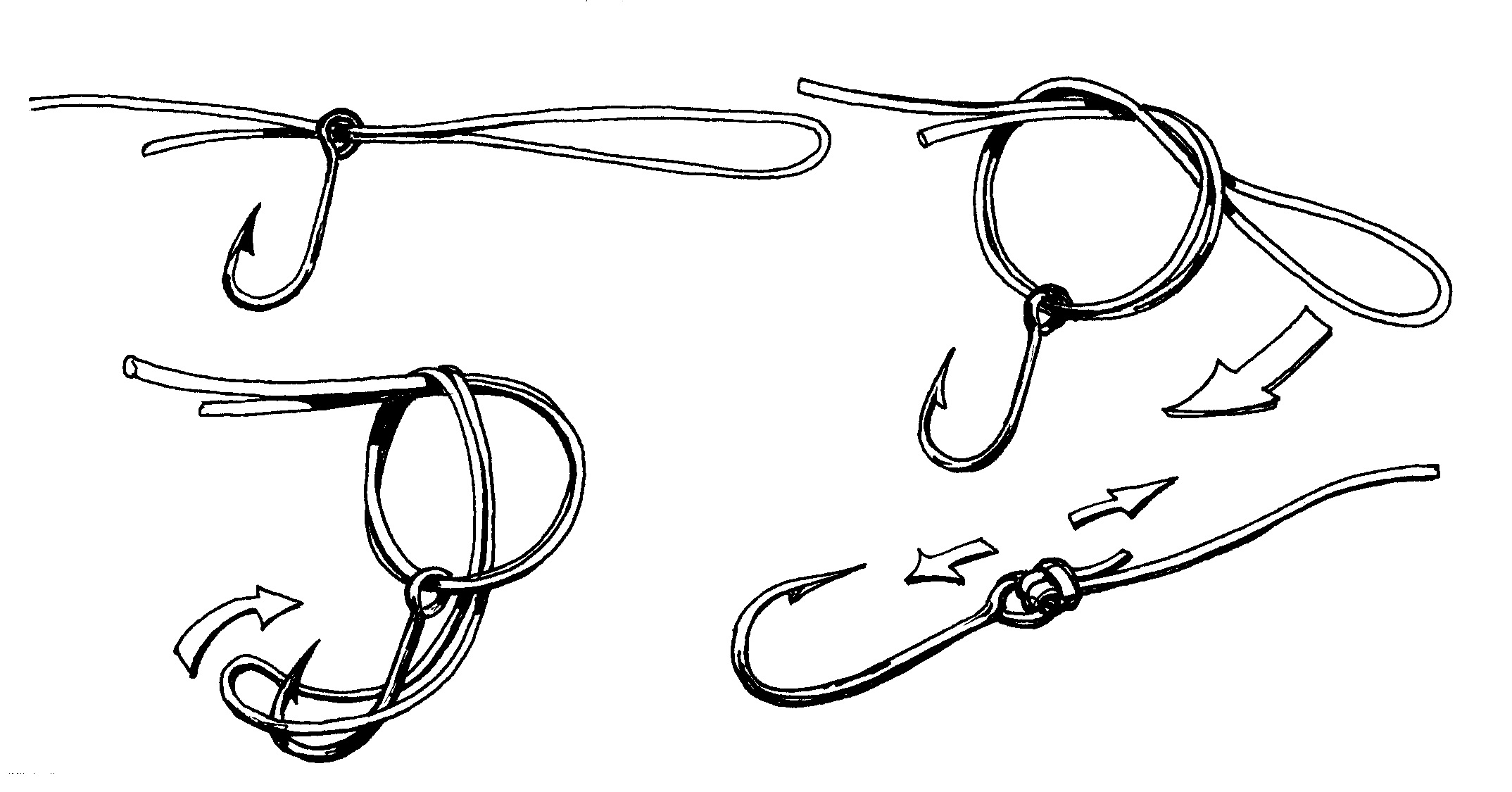 How to Tie a Palomar Knot to a Hook for Fishing