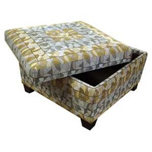 Build a Storage Ottoman