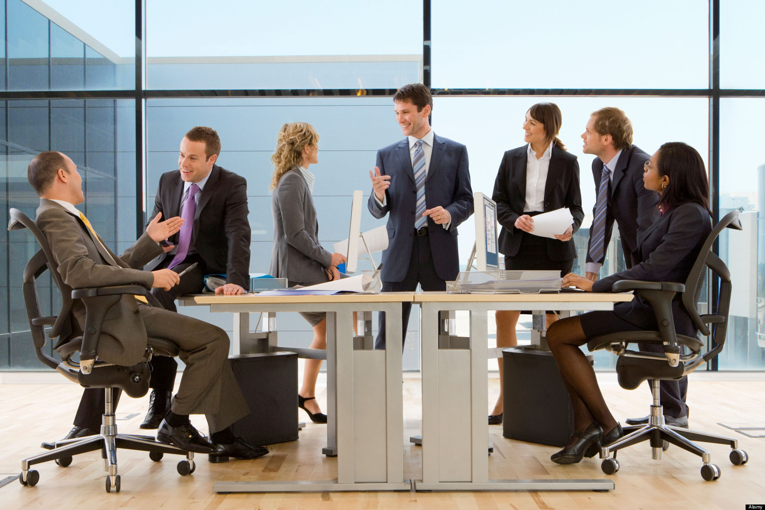 Six Things You Should Avoid Doing At A Workplace