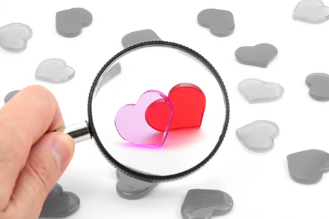 how to find love without looking