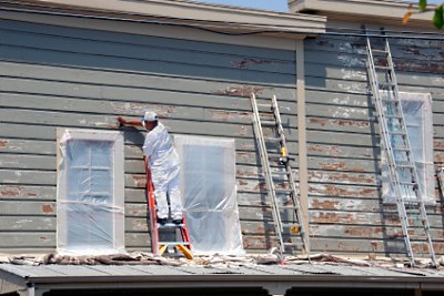 How To Paint Exterior Surfaces