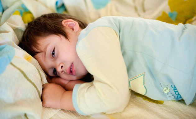 Children sleeping problems