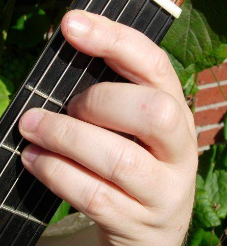 How to Play the F Major Chord on Guitar