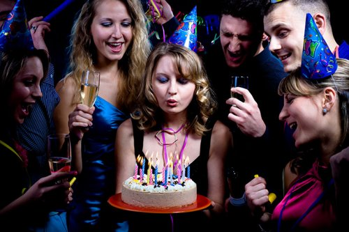 How to Celebrate a New Year's Day Birthday