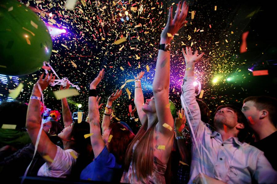 How to Find the Best Place to Celebrate New Year's Eve