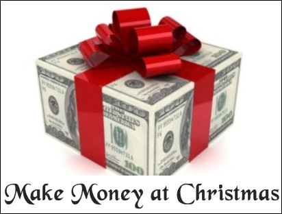 money on christmas