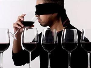 Blind Tasting Wine