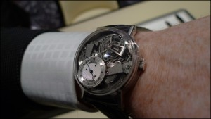 Thomas Prescher Flying Triple Axis Tourbillion
