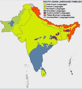 asia language