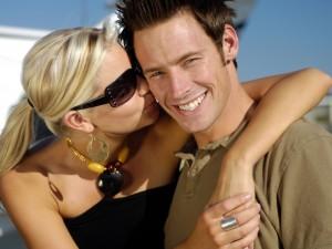 girlfriend with boyfriend